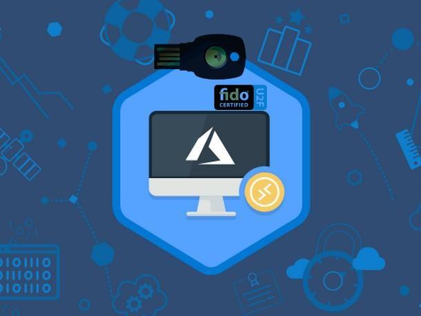 Using a security key with Azure Virtual Desktop